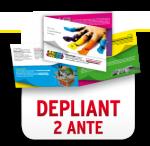 B.DEPLIANT 2 ANTE
