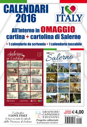 I love Italy CALENDARI 50X70