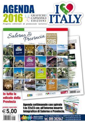 I love Italy CALENDARI loc