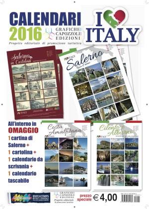 I love Italy locandina