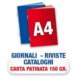 icona riviste A4 (150gr.)