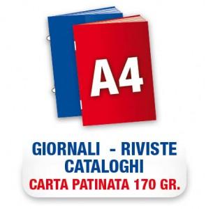 icona riviste A4 (170gr.)