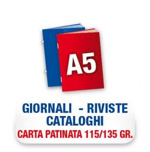 icona riviste A5 (115-135gr.)